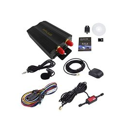 DZT1968 TK103A Vehicle Car GPS SMS GPRS Tracker Real Time Tracking Device Syatem