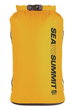 Sea to Summit Big River Dry Bag,Yellow,35-Liter
