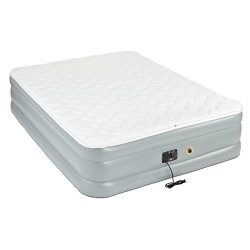 Coleman SupportRest Elite Quilted Top Double High Airbed, Queen