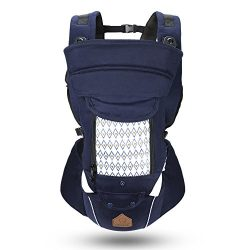 360° Ergonomic Baby & Child Carrier All Carry Positions, Newborn to Toddler, The Complete Al ...