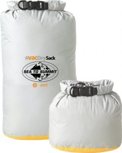 Sea to Summit eVAC Dry Sack,Grey,35-Liter
