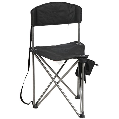 Portal Extra Large Quick Folding Tripod Stool With
