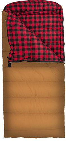Teton Sports Deer Hunter 0F Sleeping Bag; 0 Degree Sleeping Bag Great for Cold Weather Camping a ...