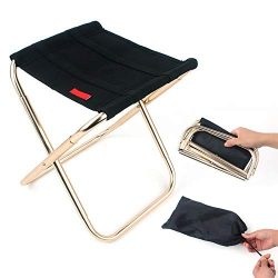 zotoyi Portable Camping Seat – Camping and Sports Stool Lightweight Chair Fishing Chair BB ...
