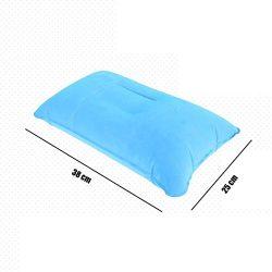 Inflatable Pillow,Camping Pillows,Ultralight Travel Air Cushion Camping Beach Car Head Rest Supp ...