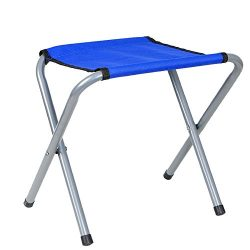 BaikoubaoweiLr Camping Stools Portable Folding Stool Camping Chair Fishing Stool for Travel Camp ...