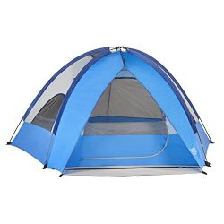 Wenzel Alpine 3 Person Tent, Blue
