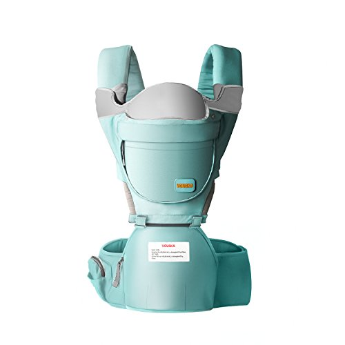 Baby Carrier,Baby Carriers Front and Back -The COMPLETE All Seasons 360 Ergonomic Baby & Chi ...