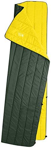 Mountain Hardwear Bozeman Quilt – Refined Pine/Electron Yellow