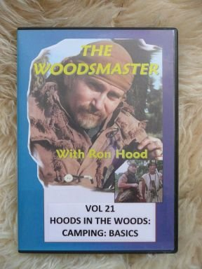 Hoods in the Woods: Camping Basics, Woodsmaster Volume 21 (DVD)