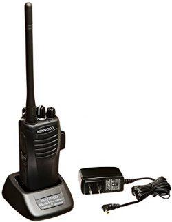 Kenwood ProTalk TK-2400V16P Model TK-2400 Compact 16-Channel VHF FM 2-Watt Portable 2-Way Radio  ...
