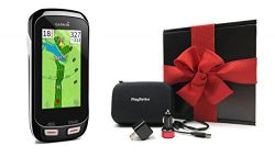 Garmin Approach G8 GIFT BOX Bundle | Includes Handheld Golf GPS, Belt Clip, PlayBetter Protectiv ...