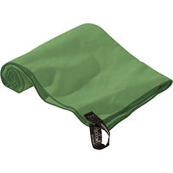 PackTowl Personal Microfiber Towel, Clover, Face- 10 x 14-Inch