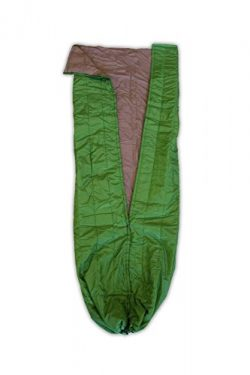 Eagles Nest Outfitters ENO Spark TopQuilt, Ultralight Camping Quilt, Lime/Charcoal, One Size