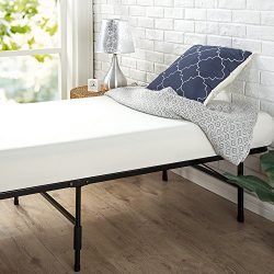 "Zinus 14 inch SmartBase Mattress Foundation, Cot Size, 30"" x 75"", Platform Bed Frame, Box Spring ..."