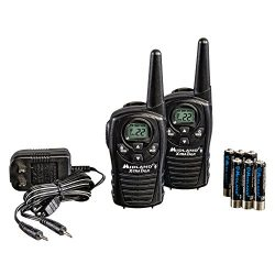 Midland – LXT118VP, 22 Channel FRS Two-Way Radio with Channel Scan – Up to 18 Mile R ...