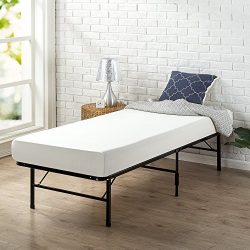 Zinus Ultima Comfort Memory Foam 6 Inch Mattress, Narrow Twin/Cot Size/30″ x 75″