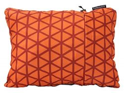 Therm-a-Rest Compressible Travel Pillow for Camping, Backpacking, Airplanes and Road Trips, Card ...