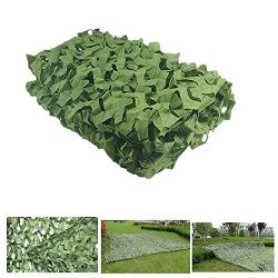 FuriGer Woodland Camo Netting,Camouflage Net for Camping Military Blind Hide Hunting Shooting Hi ...