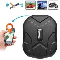 TKSTAR GPS Tracker with Strong Magnet for Car/Vehicle/Van Truck Fleet Management GPS Locator Rea ...