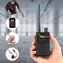 Dooreemee Super Anti-spy Bug GPS Camera RF Signal Detector Set [Advanced Version],GPS Tracker Wi ...