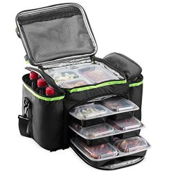 Cooler Bag insulated By Outdoorwares: Large Capacity Bag Durable, Insulated Tote To Keep Foods A ...