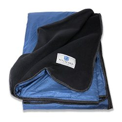 Pittsford Outfitters Spectator Outdoor Blanket   All purpose extra large rainproof & windpro ...