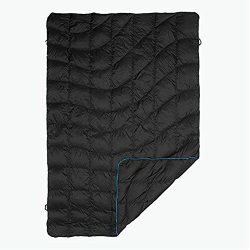 Rumpl The Down Blanket | Outdoor Down Camping Blanket for Traveling, Picnics, Beach trips, Conce ...