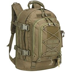 PANS Military Expandable Travel Backpack Tactical Outdoor Daypack DIY System Travel,Hiking,Campi ...