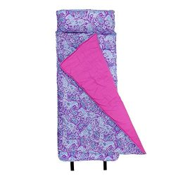 Original Nap Mat Wildkin Children's Original Nap Mat with Built in Blanket and Pillowcase Pillow ...