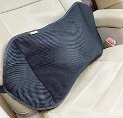 CTHOPE Air Inflatable Cushions Back Lumbar Support Portable Pillow with Pump for Car, Home, Offi ...