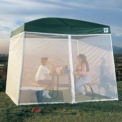 E-Z UP Screen Room for a 10'x10′ Dome or Sierra Instant Shelter