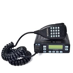 NAGOYA Dual Band 136-174/400-480MHz  25W/10W/5W UHF/VHF Mini  Amateur Car Radio Vehicle Mobile T ...