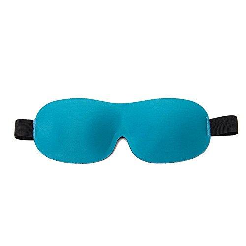 Kaxima Sleep Mask 3D Stereo goggles shading sleep sleeping eye protection with storage bag