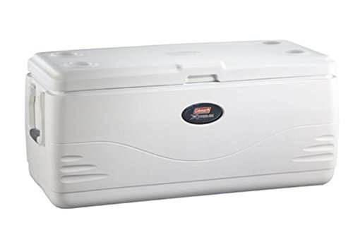 Coleman Heritage XP H2O Marine Portable Cooler, 150 Quart