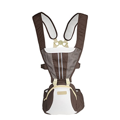 Flip Front 2 Back Baby Carriers,Soft Carrier for Summer Newborn Toddler HipSeat Infant Child Bac ...