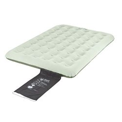 Coleman Air Mattress with Soft Plush Top | EasyStay Single-High Inflatable Air Bed