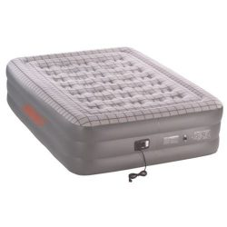 Coleman Premium Double High SupportRest Airbed with Built-In Pump