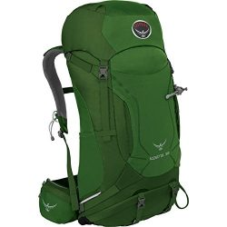 Osprey Packs Kestrel 38 Backpack, Jungle Green, Small/Medium
