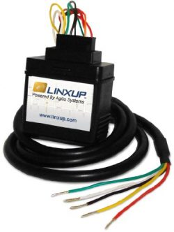 Linxup LPWAS1 Wired GPS Tracker with Real Time 3G GPS Tracking, Car/Truck Tracking Device and Lo ...