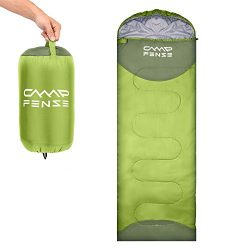 CampFENSE Sleeping Bag Lightweight Portable Compact Backpacking Outdoor Hiking Camping Equipment ...