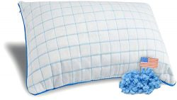 PINETALES Premium Camping and Travel Pillow [ Water and Weatherproof, with Cool Touch Cover ]. M ...