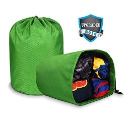 aGreatTravel Travel Organizer Bag Compression Stuff Sack Organizer for Everyday Travelers Campin ...
