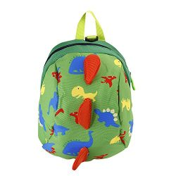 Kids Backpack Child Antilost Toddler Shoulder Dinosaur School Book Daycare Bag