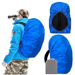 Joy Walker Backpack Rain Cover Waterproof Breathable Suitable (15-30L, 30-40L, 40-55L, 55-70L, 7 ...