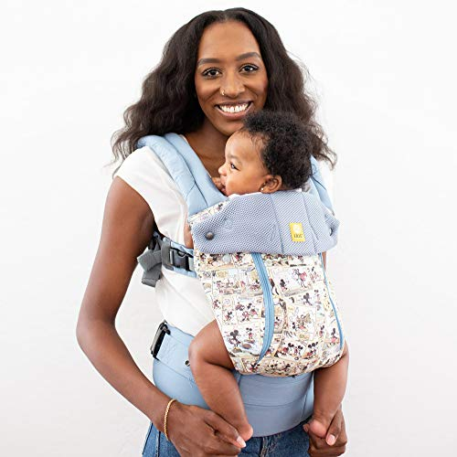 SIX-Position, 360° Ergonomic Baby & Child Carrier Disney Baby Collection by LILLEbaby – The  ...